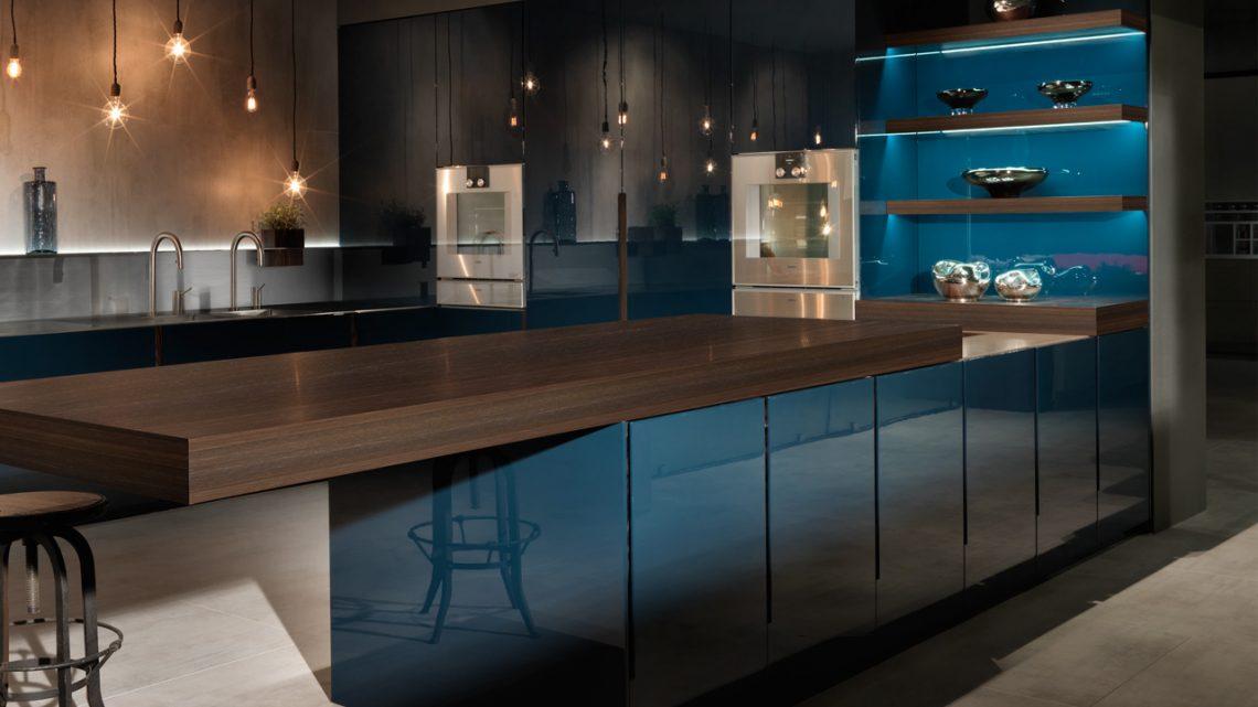 Cucine De Luxe eleganti, chic e funzionali: questa è Kitchen Architecture Binova Milano