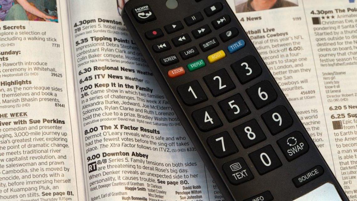 Il telecomando della tv: quale scegliere se si rompe?